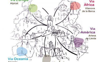 «III Marxa per la Pau a Lleida». Programa de actividades