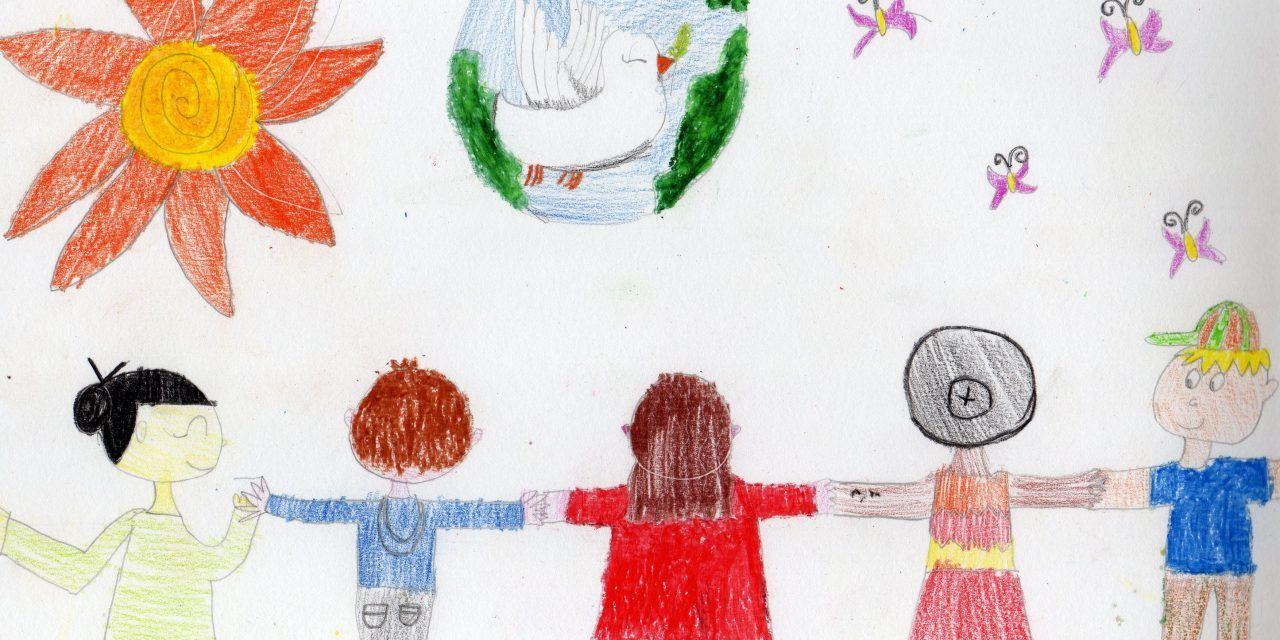 Segovia. Concurso de pintura infantil para el cartel «Camino Universal en Segovia 2017»